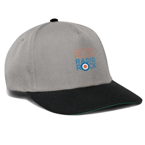 La Ruleta Rusa Radio Rock. Portrait Primary. - Gorra Snapback