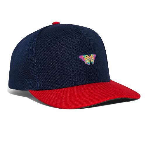 papillon - Casquette snapback