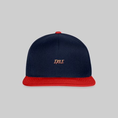 Marque Exile Sunset - Casquette snapback