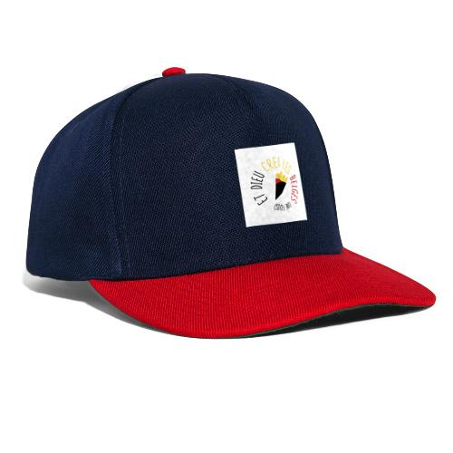 FRITES3 - Casquette snapback