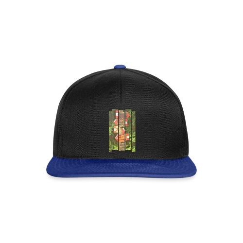 De verwarde hike - Snapback cap
