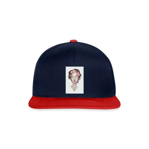 Vintage Rose - Snapback Cap
