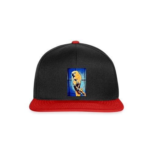 Bird in color - Snapback Cap