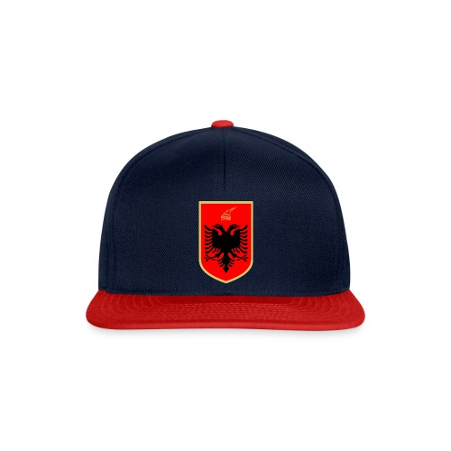 Coat of arms of Albanien - Snapback Cap