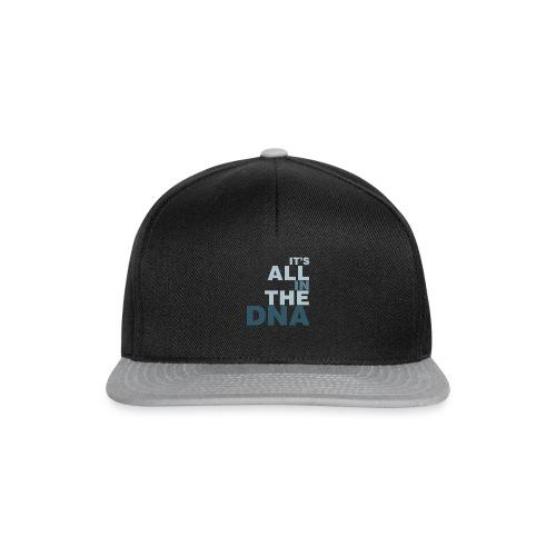 all_in_the_dna - Snapback Cap