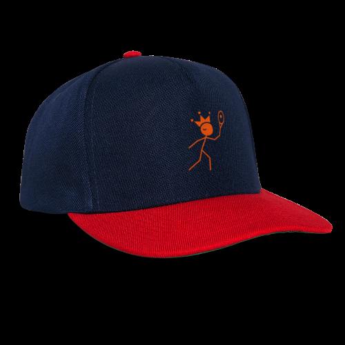 Tenniskoning - Snapback cap