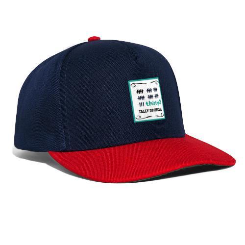 Thirty3 Tally up Whiteboard - Snapback Cap