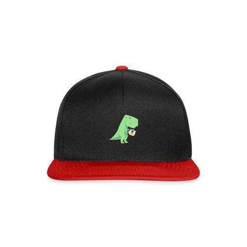 Tea-Saurus - Snapback Cap