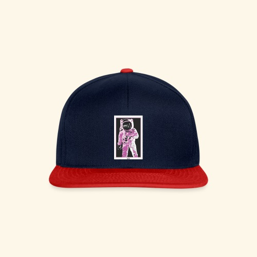 AstroGirl - Snapback cap