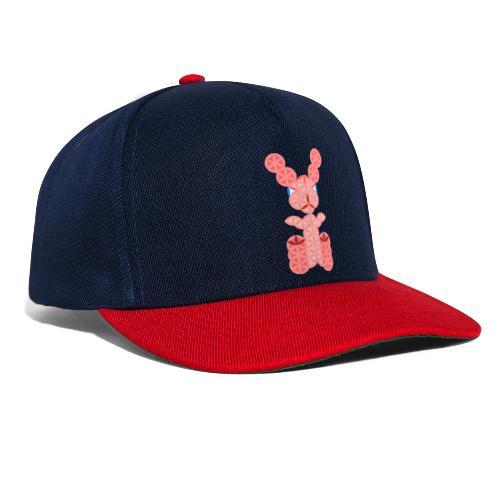 The Rabbit Of Life - Sacred Animals - Snapback Cap