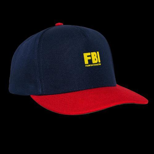 FBI - Casquette snapback