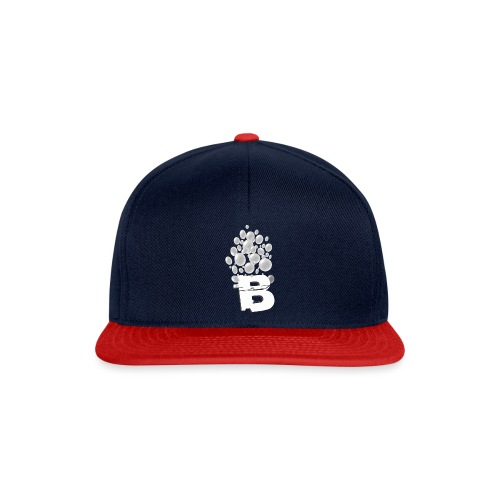 Bruistablet logo - Snapback cap