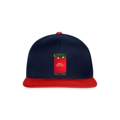Merry Christmas - Snapback Cap