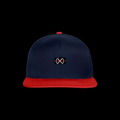 Oxrunner red logo - Snapback Cap