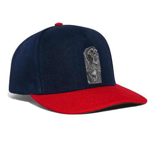 cockerSpaniel black - M - Snapback Cap