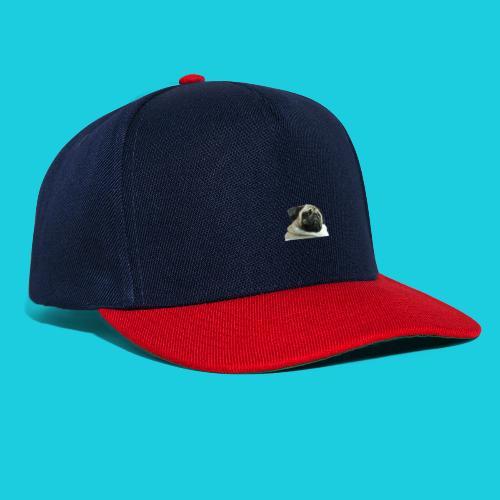 summer body pug - Snapback Cap