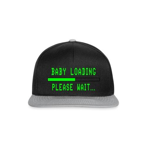 Baby Loading - Snapback Cap