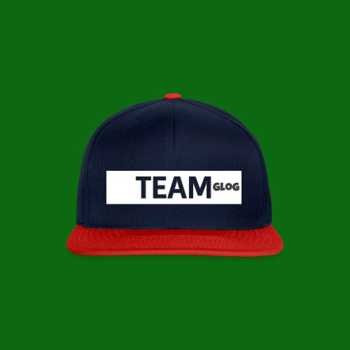 Team Glog - Snapback Cap