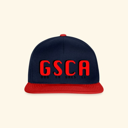 GSCA - Snapback Cap