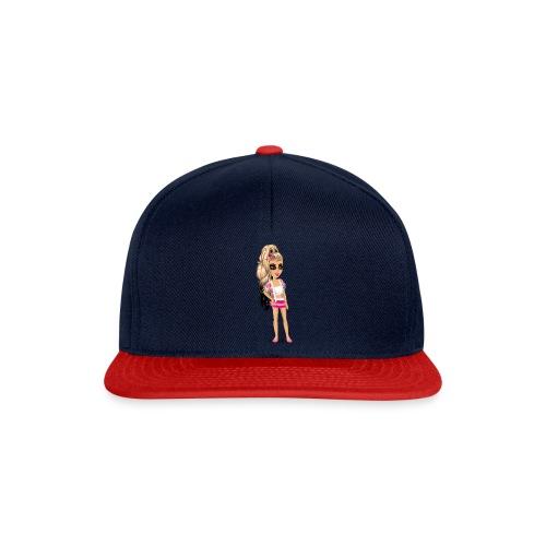 MSP_sommer_look - Snapback Cap