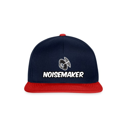 Noisemaker - Snapback Cap