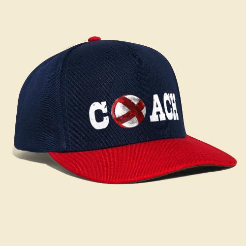 Radball   Coach - Snapback Cap
