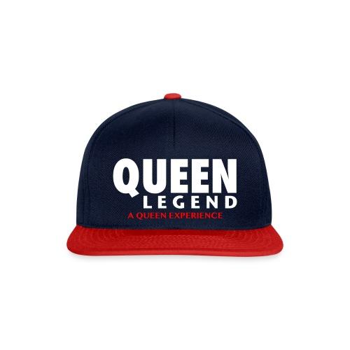 Queen Legend Name - Snapback Cap