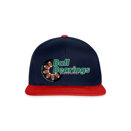 BB DJK Abteilungslogo Large png - Snapback Cap