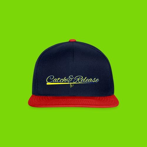 CR2 png - Snapback Cap