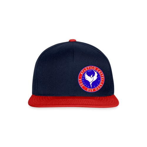 Logo Ufficiale Atletico Castellazzo - Snapback Cap