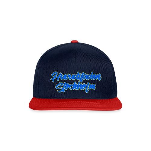 Huvudstaden STHLM Tröja - Snapback Cap