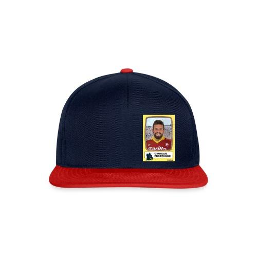 Alisson proteggimi - Snapback Cap