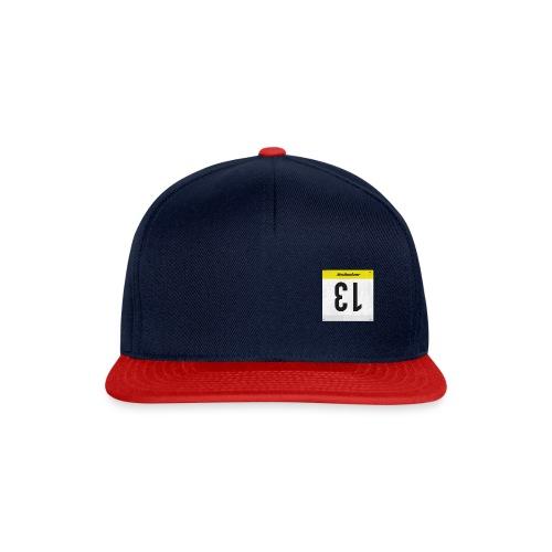 Race Number 13 - Snapback Cap