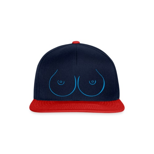 Boobies - Snapback Cap