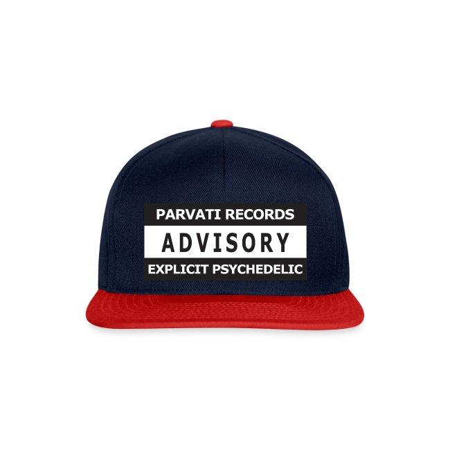 Advisory - Explicit Psychedelic