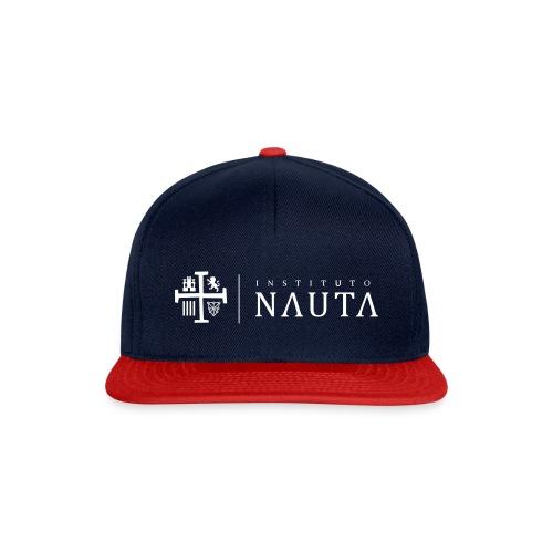 Logotipo Instituto NAUTA - Gorra Snapback