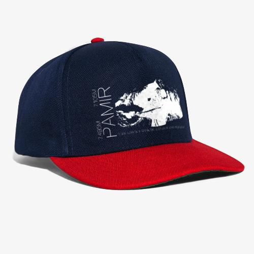 Pamir white expedition - Snapback Cap