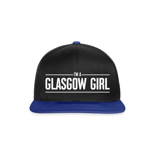 I'm A Glasgow Girl - Snapback Cap