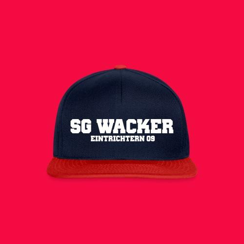 Schriftzug eps - Snapback Cap