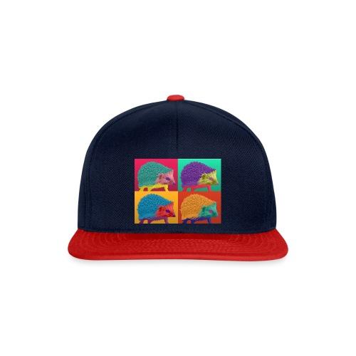 Igel, Popart - Snapback Cap