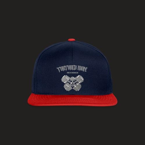 skull - Snapback Cap