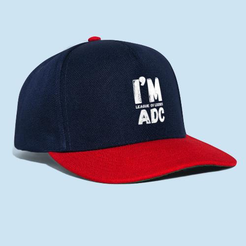 I'm ADC main - Snapback-caps