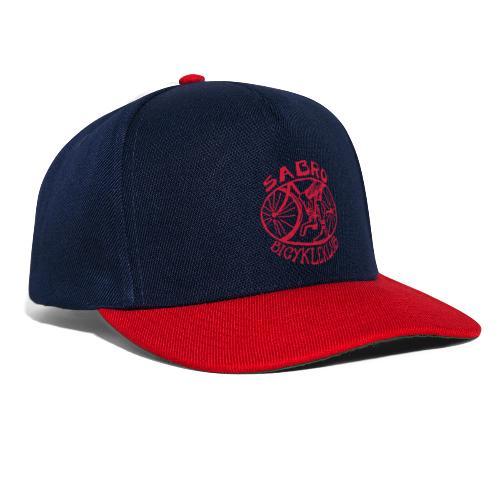 Sabro Split Logo - Snapback Cap