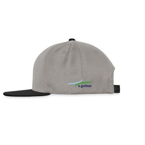 logo_egnition_freigestell - Snapback Cap