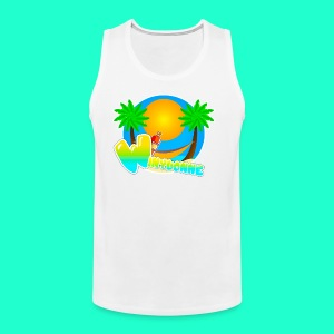 For The Summer - Men's Premium Tank Top