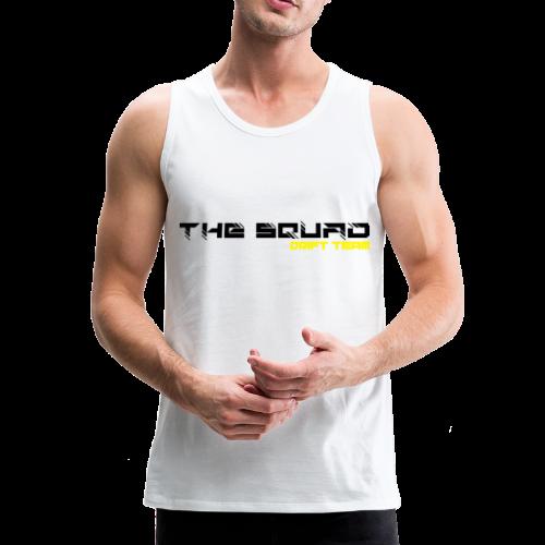 The Squad Logo Sort - Herre Premium tanktop