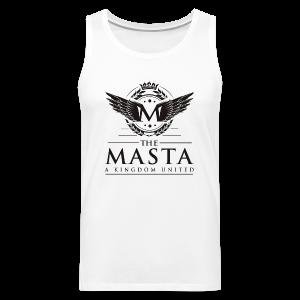 Die MASTA - Ein Königreich United / Full Logo - Männer Premium Tank Top