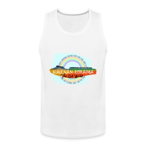 Roraima and Kukenan, The Lost World - Tank top premium hombre