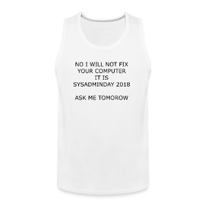 fixpc - Men's Premium Tank Top