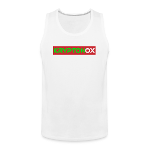 Kryptonox Logo - Men's Premium Tank Top